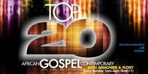 Top 20 African Gospel
