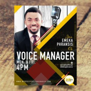 Voice Manager with Emeka