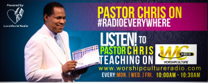 Pastor Chris Live