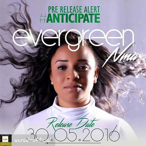 Anticipate EVERGREEN by Nma 30.05.16
