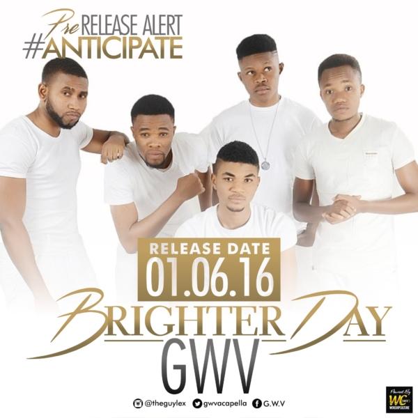 Anticipate BRIGHT DAY by GWV