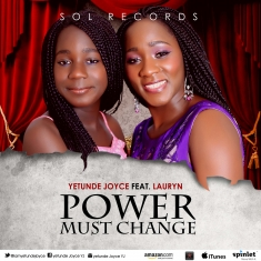 Power Must Change