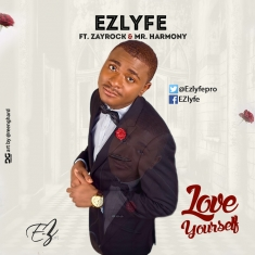 Ezlyfe Love Yourself Art