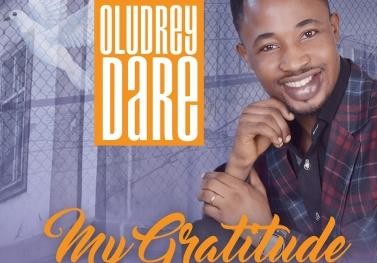 MY GRATITUDE Album Cover - Oludrey