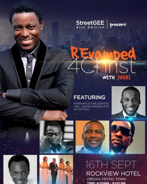 StreetG REVAMPED4Christ with JHERI @jheri6thsense