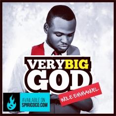 Very Big God Album - Wole Emmanuel