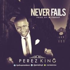 Never Fails - Perez King Cover