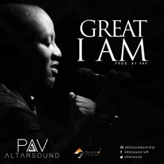 PAV - Great I Am [Art Cover]