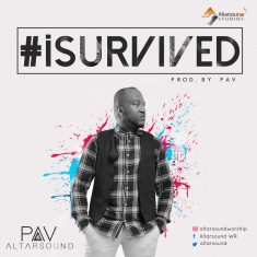 PAV - iSurvived [Art Cover]