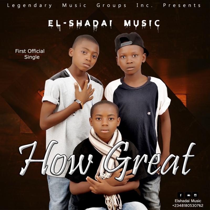 Elshadai Music Phto Art