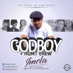 GodBoy - Imela Artwork