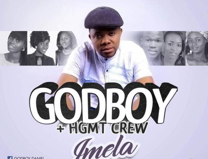 GodBoy - Imela Artwork