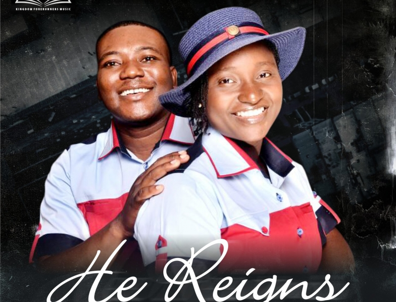 He Reigns 17