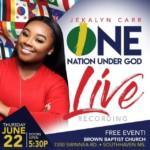 jekalyn-carr-one-nation-under-God-live-recording