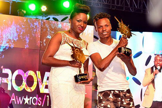 Full List Of Groove Awards Winners 2017