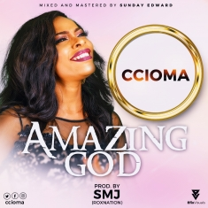 Ccioma - Amazing God [Art cover]