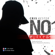 Cris Kester - No Grudges [Art cover]