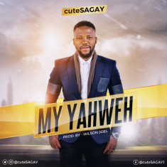 CuteSagay - My Yahweh [Art cover]