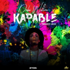 Dabo Williams Zyon - Kapable [Art cover]