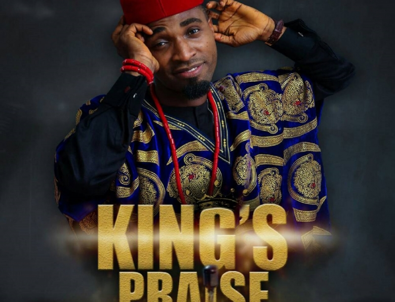 David Morris Dmo - Kings Praise [Art cover]