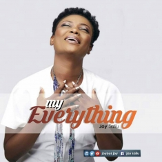 Joy Saliu - My Everything [Art cover]