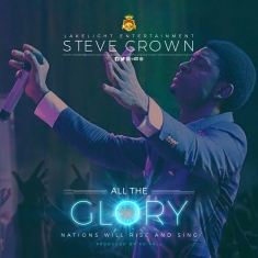 Steve Crown - All The Glory [Art cover]