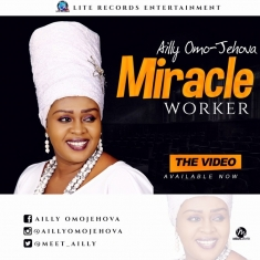 Ailly OmoJehova - Miracle Worker [Art cover]