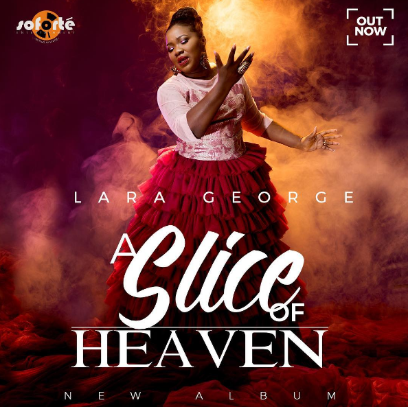 Releases New Album 'A Slice of Heaven' (Now Available) | @Larageorge