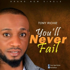 Tony Richie – You'll Never Fail [Art cover]