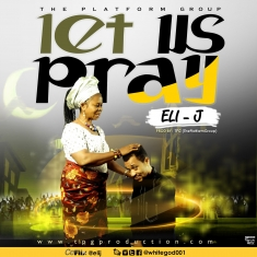 Eli J - Let Us Pray [Art cover]
