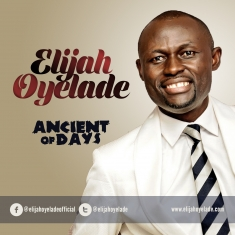 Elijah Oyelade - Ancient of Days [Art cover]
