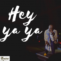 Muyiwa - Hey Ya [Art cover]