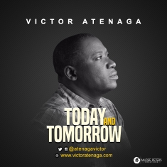 Victor Atenaga - Today and Tomorrow [Art cover]