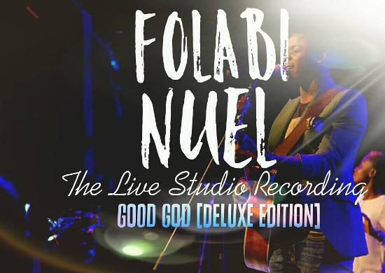 Folabi Nuel's 'Good God' Album Live Recording In Pictures | @Folabi_Nuel