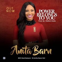ANITA BARN - ALL POWER BELONGS TO YOU SONG ART