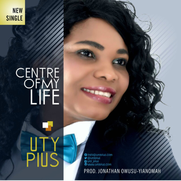 """Centre Of My Life"" OFFICIAL VIDEO By Uty Pius @UtyPius"