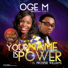 YOUR NAME IS POWER - By Oge M