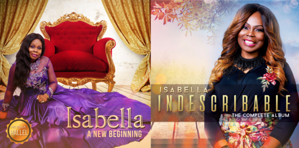 Isabella Melodies Releases 'A New Beginning & Indescribable' Albums @isabellamelodie