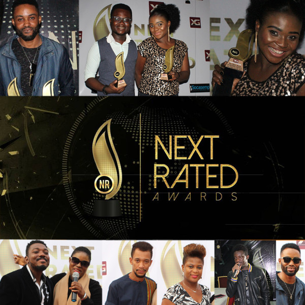 Next Rated Awards Celebrates Winners At Its First Live Event