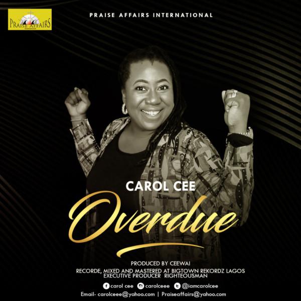 OVERDUE by CAROL CEE @iamCarolCee