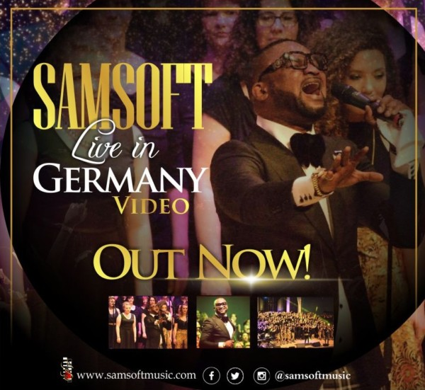 'Sing Out Project' With Samsoft Live In Germany