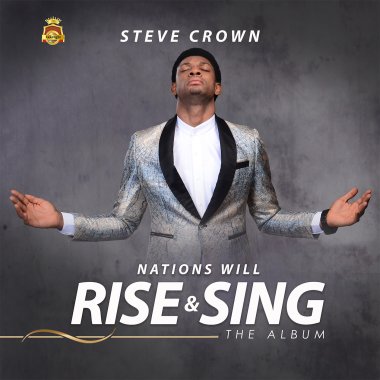 Steve Crown Releases NAWIRAS Album @stevecrownmusic