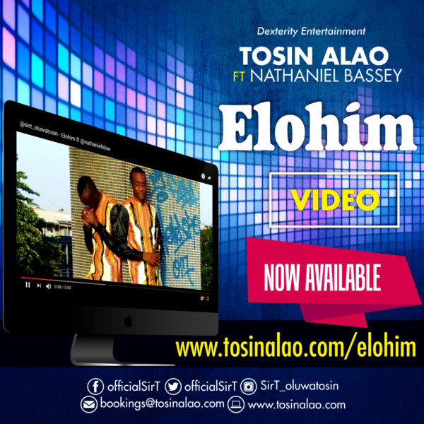 The Elohim by Tosin Alao ft. Nathaniel Bassey