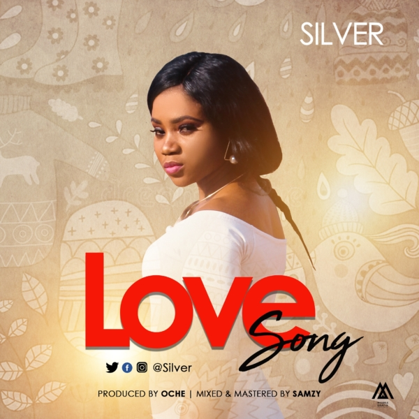 LOVE SONG by SILVER @i_am_silverr