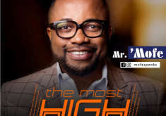 Mr. Mofe - The Most High [Art cover]