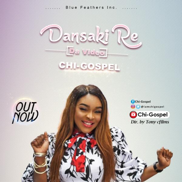 """Chi-Gospel Unveils Visuals For """"Dansaki Re"""" @IamchiGospel"""