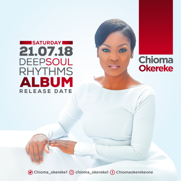 "#AnticipateRelease: Chioma Okereke Set To Release Album titled ""Deep Soul Rhythms"""