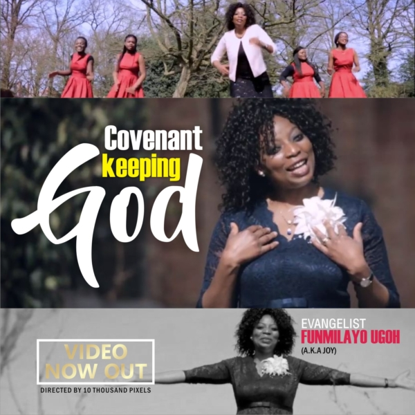 Covenant Keeping God by Evang. Funmilayo Ugoh