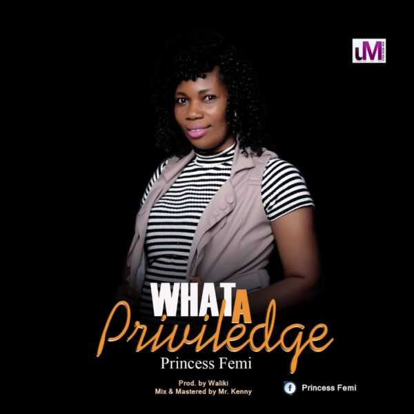 #Freshrealse: What a privilege By Princess Femi
