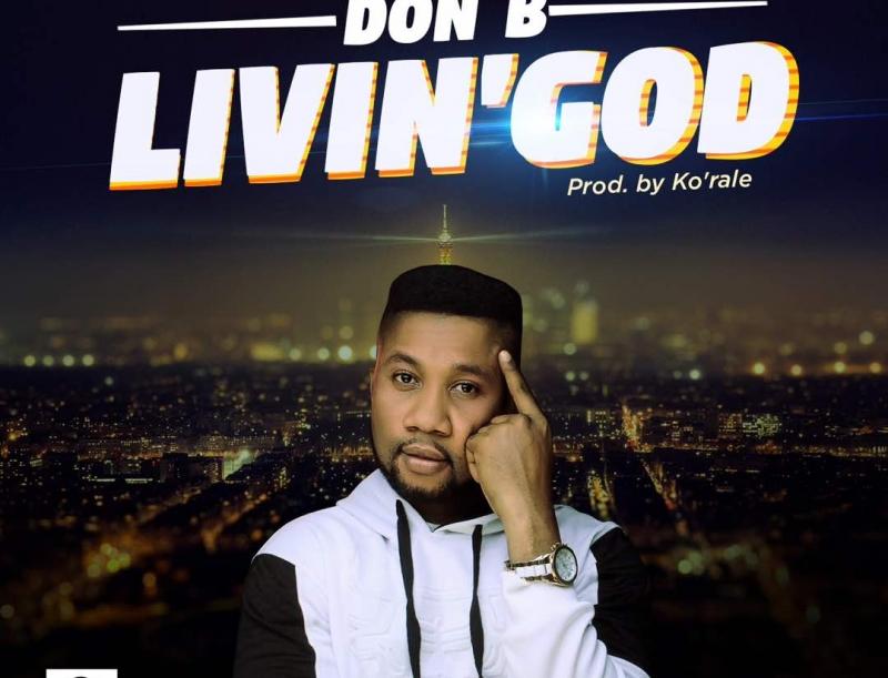 Livin' God Cover